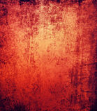 Fond grunge noir rouge abstrait Image stock