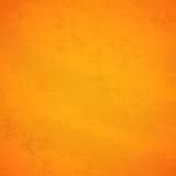 Fond grunge orange Photos stock