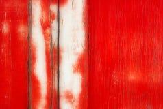 Fond grunge : Peinture rouge Image stock