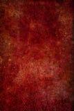 Fond grunge rougeâtre de texture en métal de rouille Photo libre de droits
