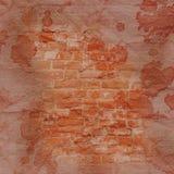 Fond grunge rouge pour la conception ou la photo illustration libre de droits