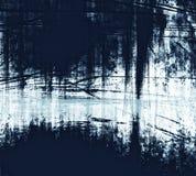 Fond grunge strident de décolorant Image libre de droits