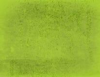 Fond grunge/texture de vert de chaux Images libres de droits