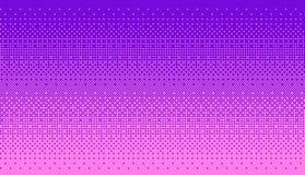 Fond hésitant d'art de pixel illustration de vecteur
