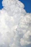 Fond haut étroit de nuage Photos stock