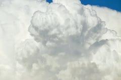 Fond haut étroit de nuage Images libres de droits