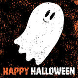 Fond heureux de Halloween Images libres de droits