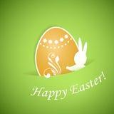 Fond heureux de Pâques illustration stock