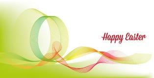 Fond heureux de Pâques Image libre de droits