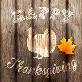 Fond heureux de thanksgiving Image libre de droits