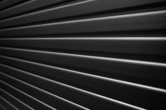 Fond horizontal de piste en métal Images libres de droits