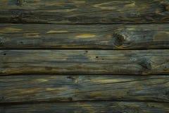 Fond horizontal en bois texturis? avec l'espace de copie Plate-formes horizontales Place pour le texte images stock