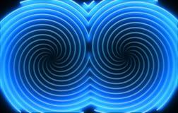Fond hypnotique abstrait Photo stock