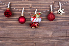 Fond II de Noël Photographie stock libre de droits