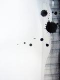 Fond illustré par abstrait Image libre de droits