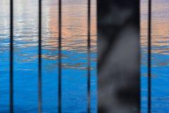 Fond indistinct ou vague abstrait Photo stock