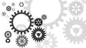 Fond industriel de roue, HD 1080 clips vidéos