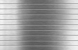 Fond industriel en métal argenté image stock