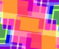 Fond initial abstrait coloré Image libre de droits
