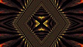 Fond iridescent rêveur futuriste de cru de kaléidoscope illustration libre de droits