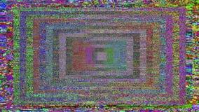 Fond iridescent rêveur futuriste géométrique occasionnel de modèle illustration de vecteur