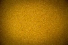 Fond jaune Image libre de droits