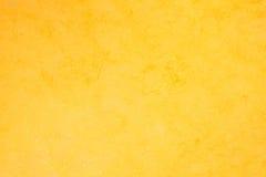 Fond jaune Photo libre de droits