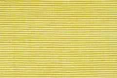 Fond jaune Photographie stock libre de droits