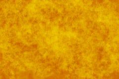 Fond jaune d'automne Image libre de droits