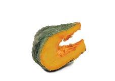 Fond jaune de blanc de fruit Photos libres de droits
