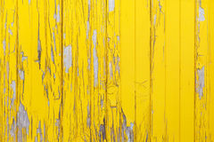 Fond jaune en bois image stock