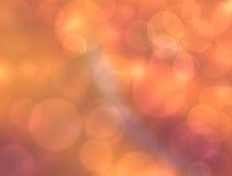 Fond jaune et par violette brouillé abstrait Photographie stock libre de droits