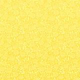 Fond jaune floral Images libres de droits