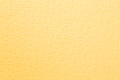 Fond jaune texturisé images stock