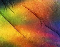 Fond-Je en pierre de couleur Images libres de droits