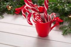 Fond joyeux de Noël Photo libre de droits