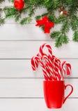 Fond joyeux de Noël Photographie stock libre de droits