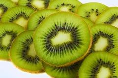 Fond juteux frais de kiwi Photo stock