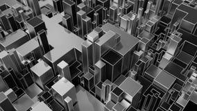 fond 4K géométrique abstrait illustration libre de droits