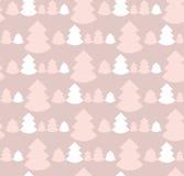 Fond élégant de Noël de couleur de baige Image libre de droits