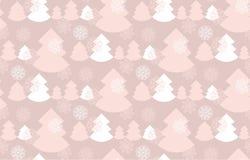 Fond élégant de Noël de couleur de baige Photos stock