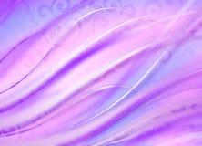Fond lilas abstrait Images libres de droits