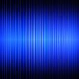 Fond linéaire abstrait bleu Image libre de droits