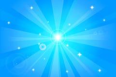 Fond lumineux Image libre de droits