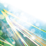 Fond lumineux abstrait Photographie stock libre de droits