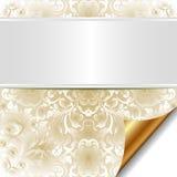 Fond lumineux décoratif Images libres de droits