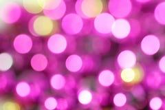 Fond lumineux de Blured Image stock