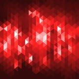 Fond lumineux de mosaïque illustration de vecteur