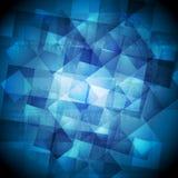 Fond lumineux de vecteur de technologie Image stock