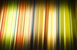 Fond lumineux des rayures multicolores photographie stock libre de droits
